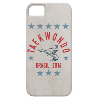 Brazil marries - TKD - Barely There iPhone 5 Case