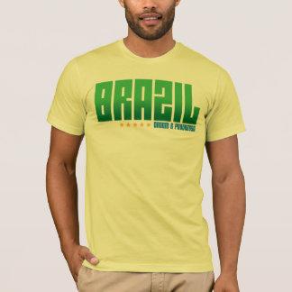 Brazil Mens T Shirt