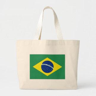 Brazil National Flag Bags