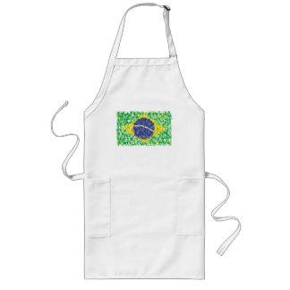 Brazil national soccer flag (Futebol Brasileiro), Aprons