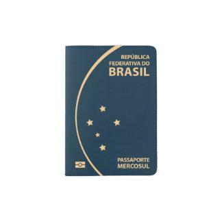 Brazil Passport Cover