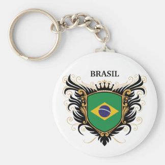 Brazil [personalize] key ring
