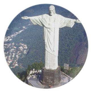 Brazil Rio De Janeiro Jesus (new) (St.K) Plate