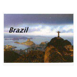 brazil rio de Janeiro [kan.k].JPG Postcard