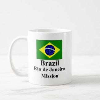 Brazil Rio de Janeiro Mission Mug