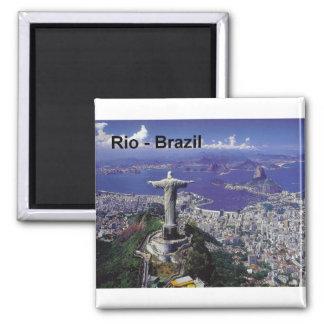 Brazil Rio De Janeiro (St.K.) Magnet