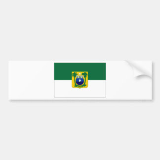 Brazil Rio Grande do Norte Flag Bumper Stickers