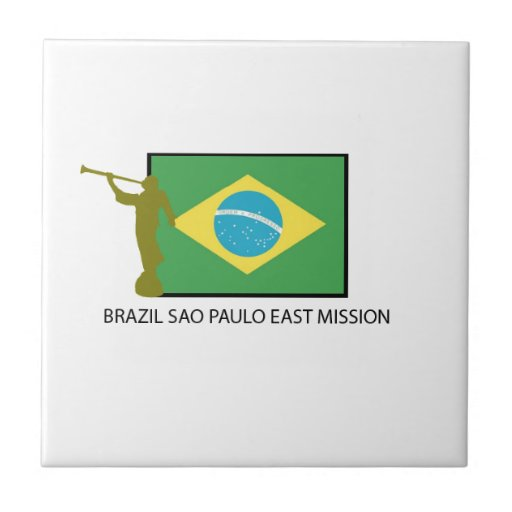 BRAZIL SAO PAULO EAST MISSION LDS TILES