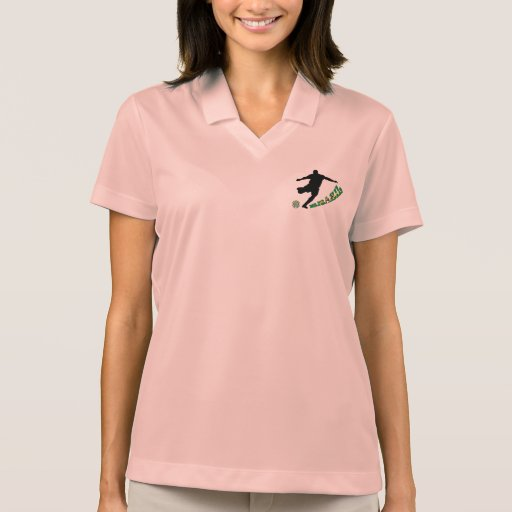Brazil Soccer Polo T-shirts