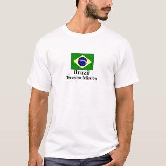 Brazil Teresina LDS Mission T-Shirt