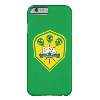 Brazil Traditional Pub Games Barely There iPhone 6 Case