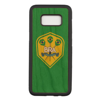 Brazil Traditional Pub Games Carved Samsung Galaxy S8 Case