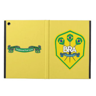 Brazil Traditional Pub Games Cover For iPad Air