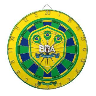 Brazil Traditional Pub Games Dartboard