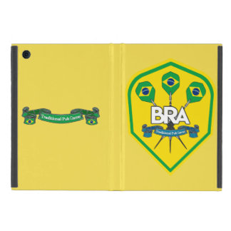 Brazil Traditional Pub Games iPad Mini Cover