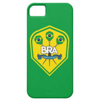 Brazil Traditional Pub Games iPhone 5 Cover