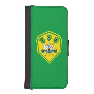 Brazil Traditional Pub Games iPhone SE/5/5s Wallet Case
