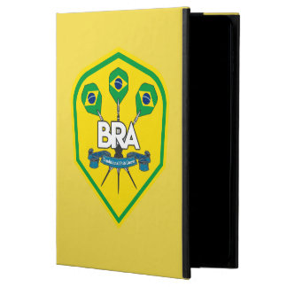 Brazil Traditional Pub Games Powis iPad Air 2 Case