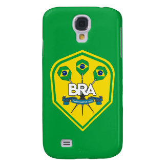 Brazil Traditional Pub Games Samsung Galaxy S4 Cover