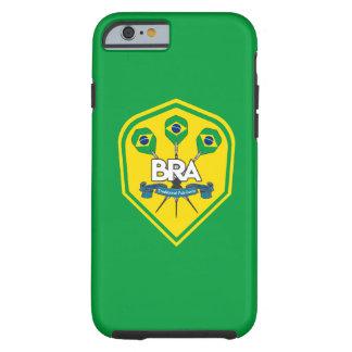 Brazil Traditional Pub Games Tough iPhone 6 Case