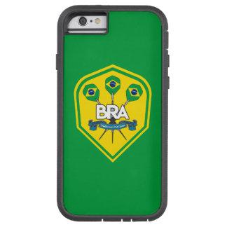 Brazil Traditional Pub Games Tough Xtreme iPhone 6 Case