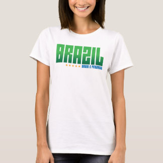 Brazil Women's Sleeveless Shirt