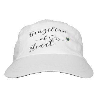Brazilian At Heart Cap Hat, Brasil