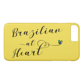 Brazilian At Heart Mobile Phone Case
