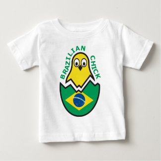 Brazilian Chick Baby T-Shirt