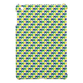 Brazilian colours flag cover for the iPad mini