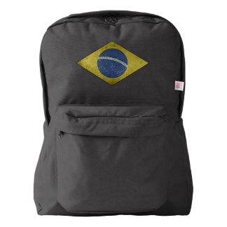 Brazilian diamond backpack