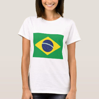 Brazilian Flag. T-Shirt