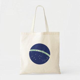 Brazilian Globe Tote Bag