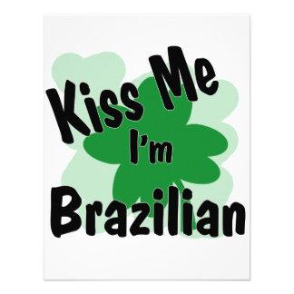 brazilian invitation