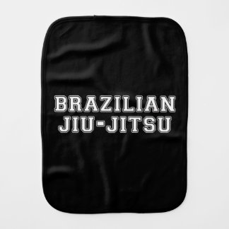 Brazilian Jiu Jitsu Burp Cloth