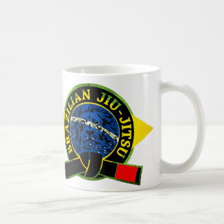 Brazilian Jiu-Jitsu Coffee Mug