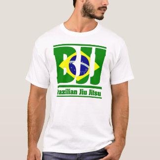 Brazilian Jiu Jitsu Flag T-Shirt