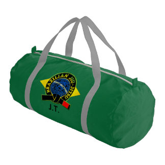 Brazilian Jiu-Jitsu Gymbag (Customizable) Gym Bag