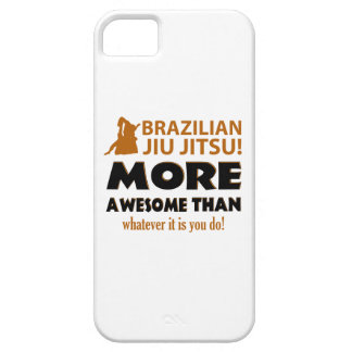 BRAZILIAN JIU JITSU iPhone 5 COVER