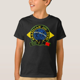 Brazilian Jiu-Jitsu Kid T-Shirt