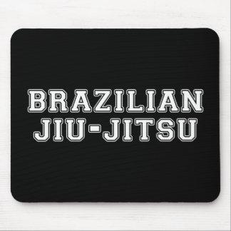 Brazilian Jiu Jitsu Mouse Pad