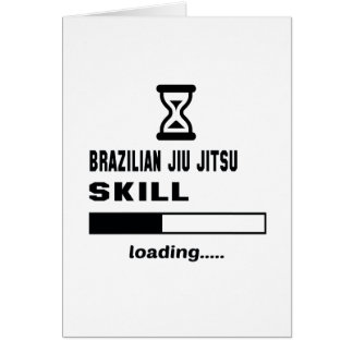 Brazilian Jiu Jitsu skill Loading...... Card
