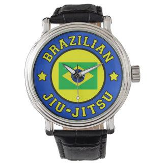 Brazilian Jiu-Jitsu watch