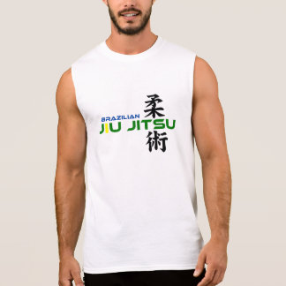 Brazilian Ju Jitsu Sleeveless Tee
