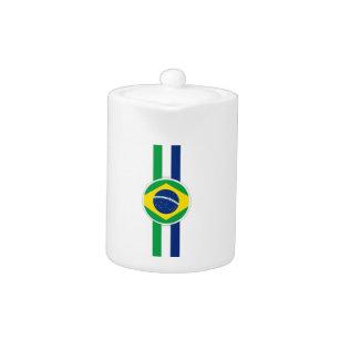 Brazilian modernised flag design