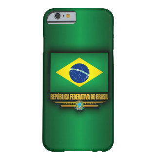 Brazilian Pride Barely There iPhone 6 Case