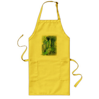 Brazilian Rainforest Art Apron