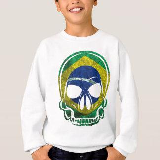 Brazilian Skull Sweatshirt
