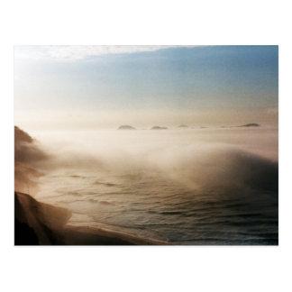 Brazilian Waves Postcard