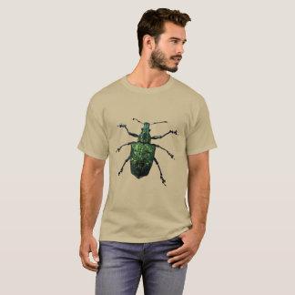 Brazilian Weevil Beetle (lamprocyphus augustus) T-Shirt